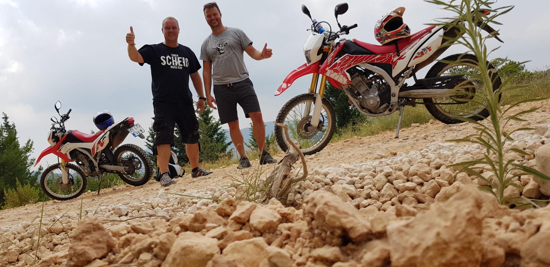 Motorradtour Zum Möhnesee