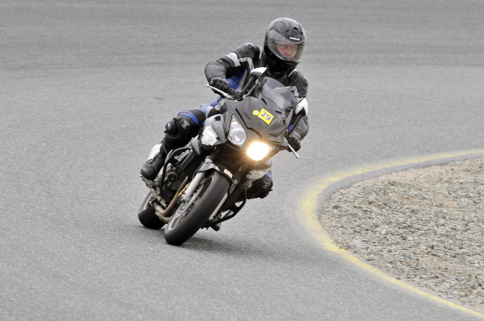 Motorradtheorie